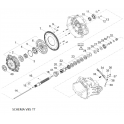 MOTO GUZZI Manchon embrayage 2A000812