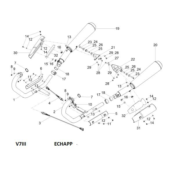 schema electrique sonde lambda