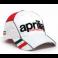 APRILIA Cap Racing Bianco B044932