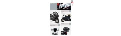 Équipements moto