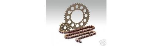 Kits transmission & chaînes & accessoires