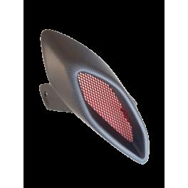 MV AGUSTA Prise air carbone mat droite 8000C5282