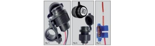 Câblages électriques & Quick shifter