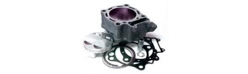 Kit cylindre  piston & accessoires admission