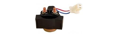 Relais & boîtes clignotantes & capteurs
